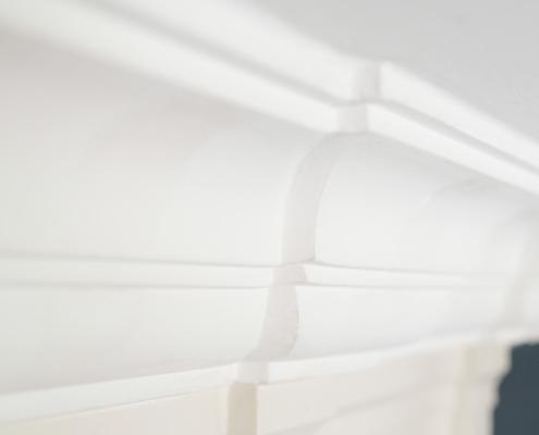 Lijstwerk plafond vervanging renovatie
