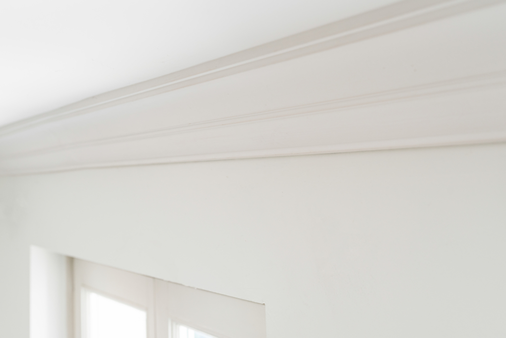Bijzonder stucwerk detailzicht Hamont
