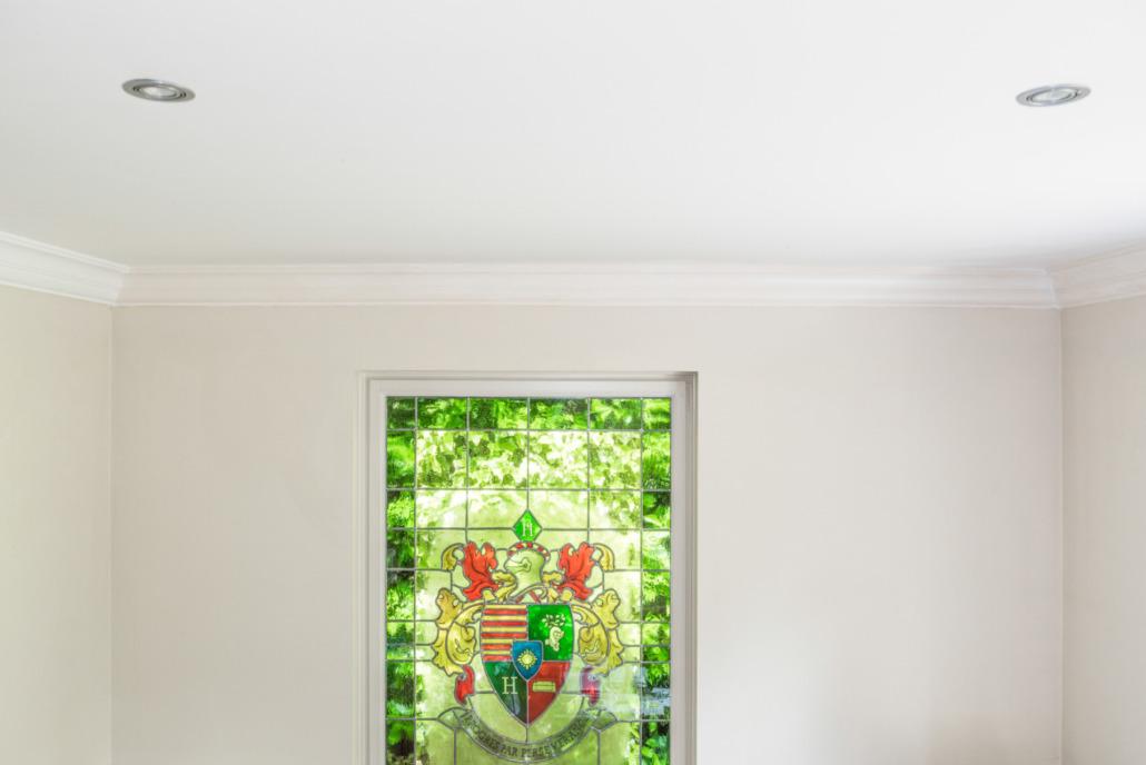 Wanden en plafond luxe stucwerk in Hamont