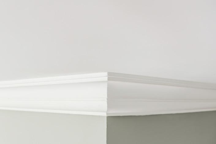 Detail plafondlijsten Hamont
