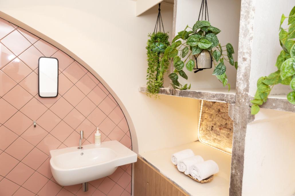 Sierpleister stucwerk Mary K Hotel Utrecht
