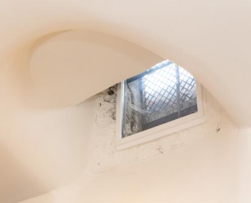 Authentiek en nieuw, bijzonder stucwerk Mary K Hotel Utrecht